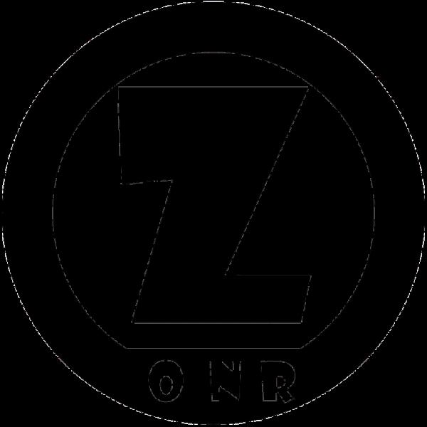 Zonr logo black