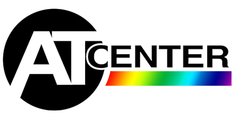 AT Center LA logo