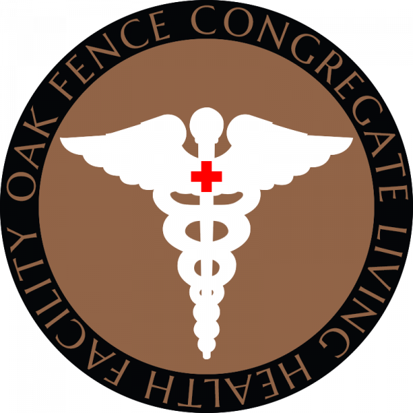 Oak Fence Congregate Logo