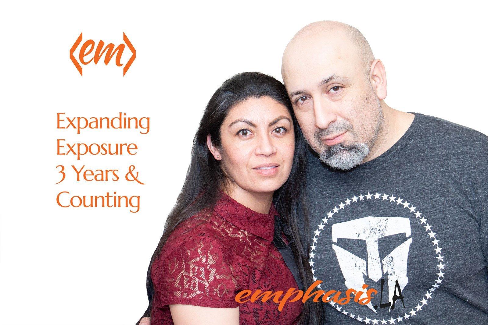 Jason Orellana & Josie Sandi of Emphasis.LA